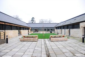 The Cowyards, Blenheim Park