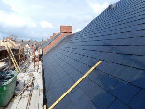 Del Prado slate roof