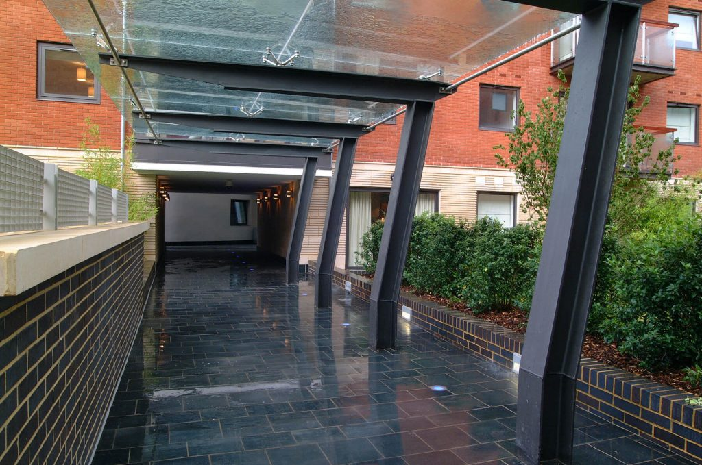 Luxury appartments, UK