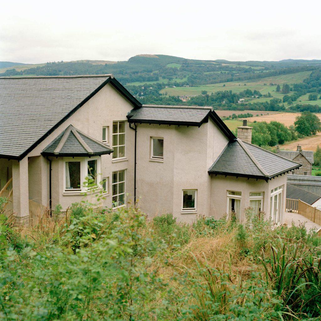 Weem Wood House