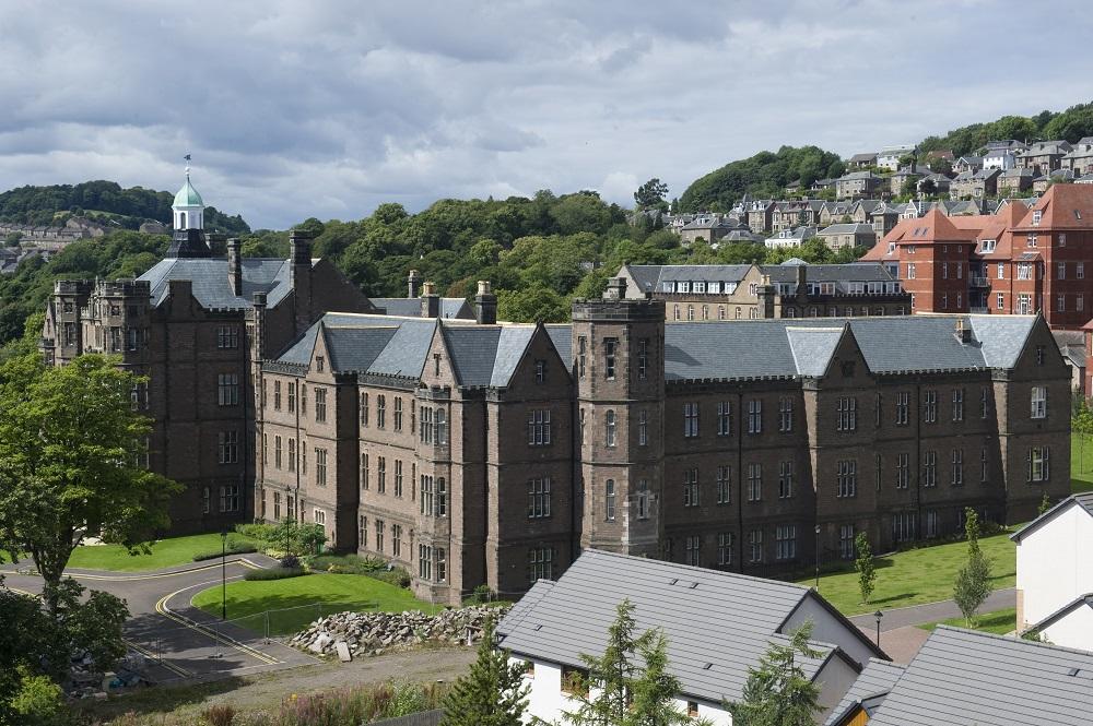 dundee royal infirmary
