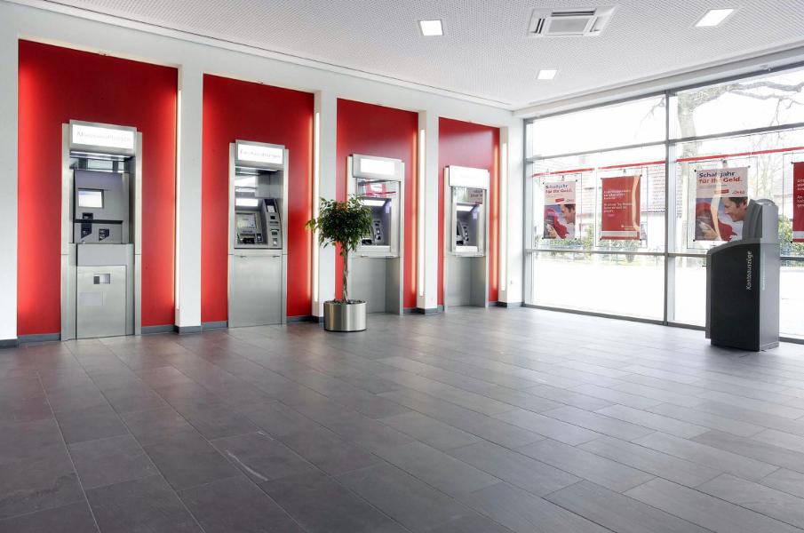 bank slate flooring