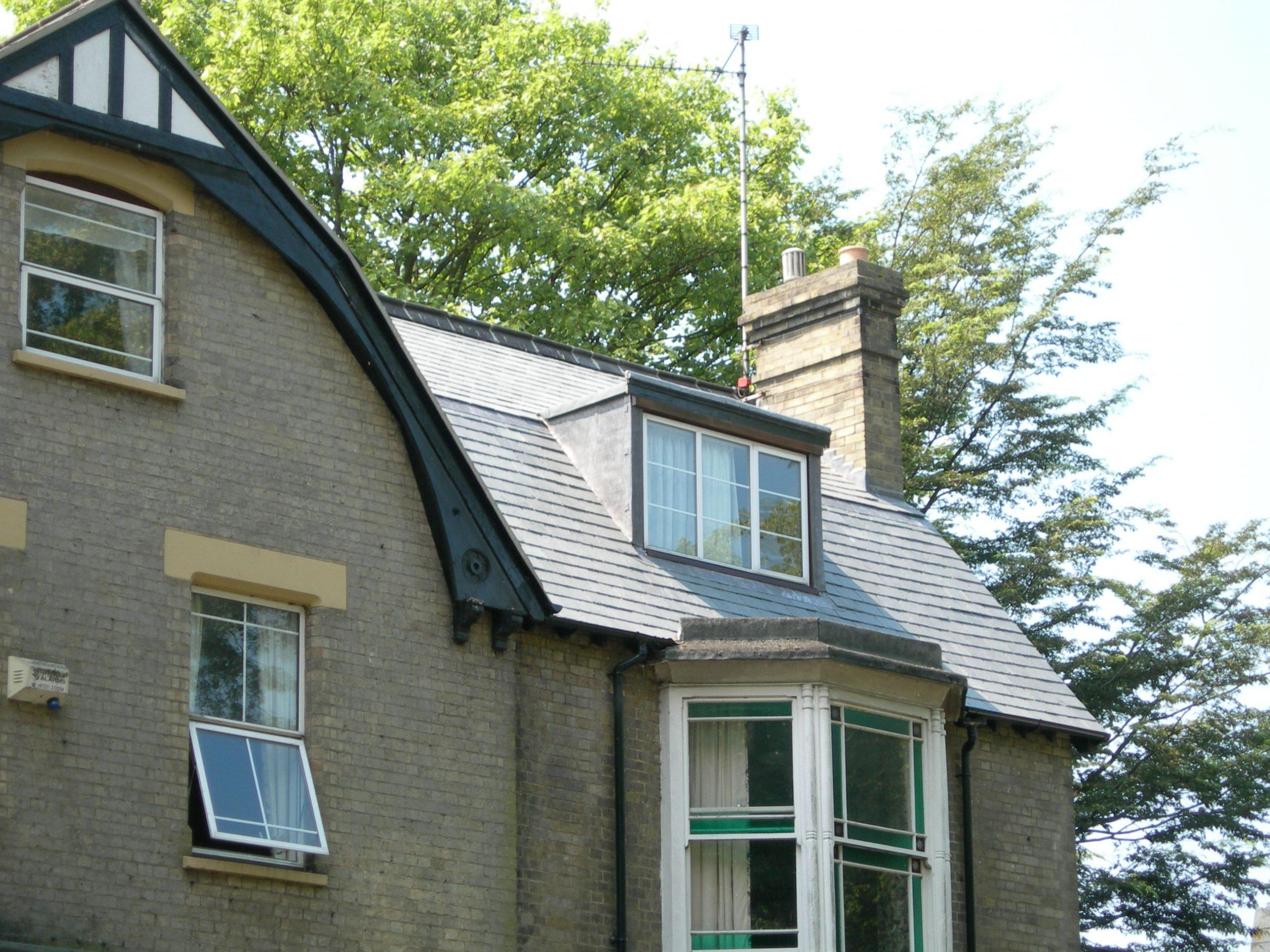 selwood house slate roof