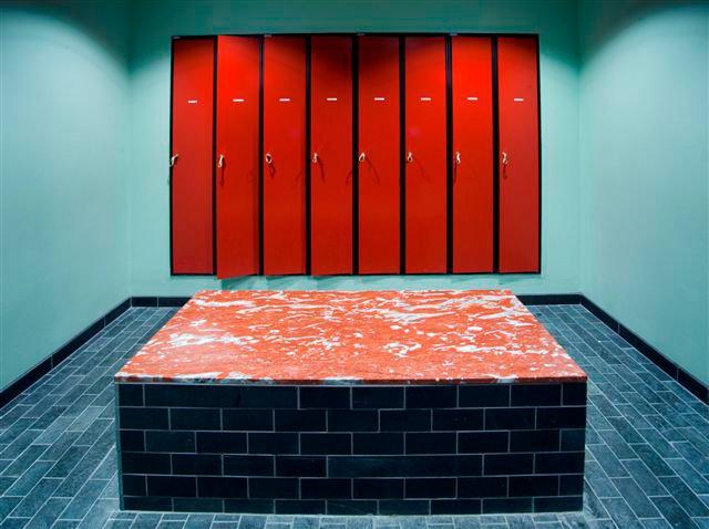 slate tiling
