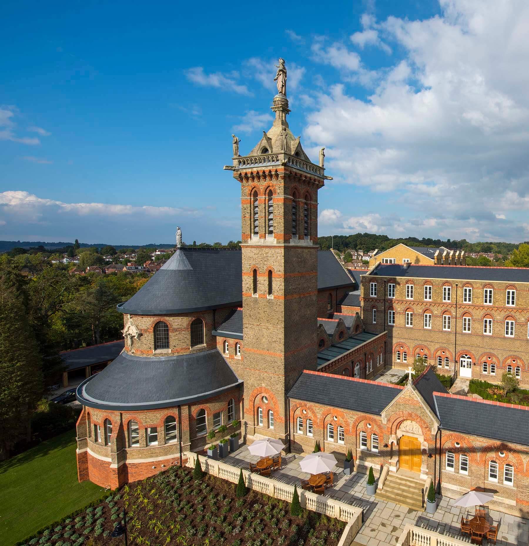 Del Carmen First St Joseph's College, Mill Hill, London