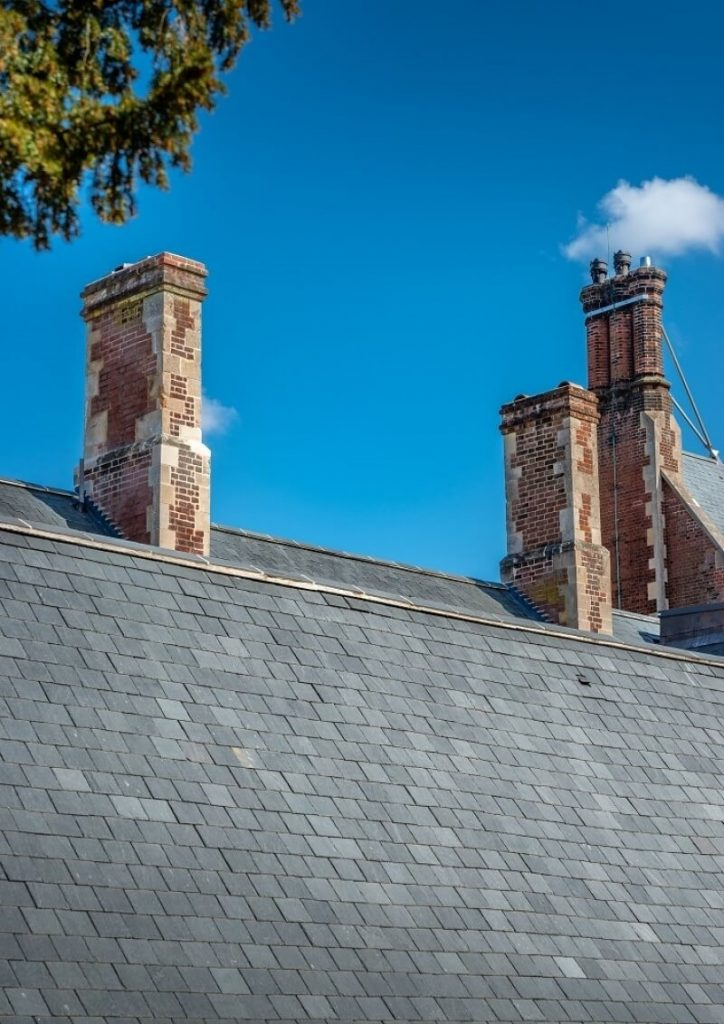 Riverstone roof